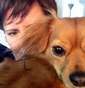 Groovymarlin and dog